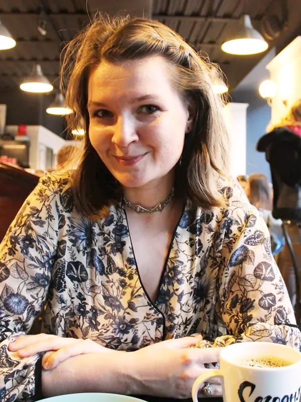 Aнтрополог Елена Сударикова